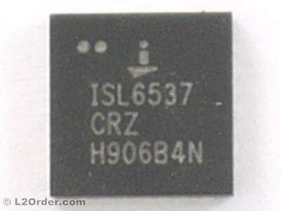 5pcs ISL6326 CRZ ISL6326CRZ QFN40 IC Chip