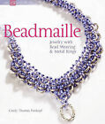 Beadmaille: Jewelry with Bead Weaving and Metal Rings by Cindy Thomas Pankopf (Paperback, 2010)