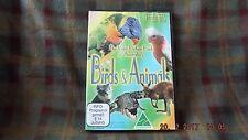 BIRDS & ANIMALS OF AUSTRALIA DVD'S