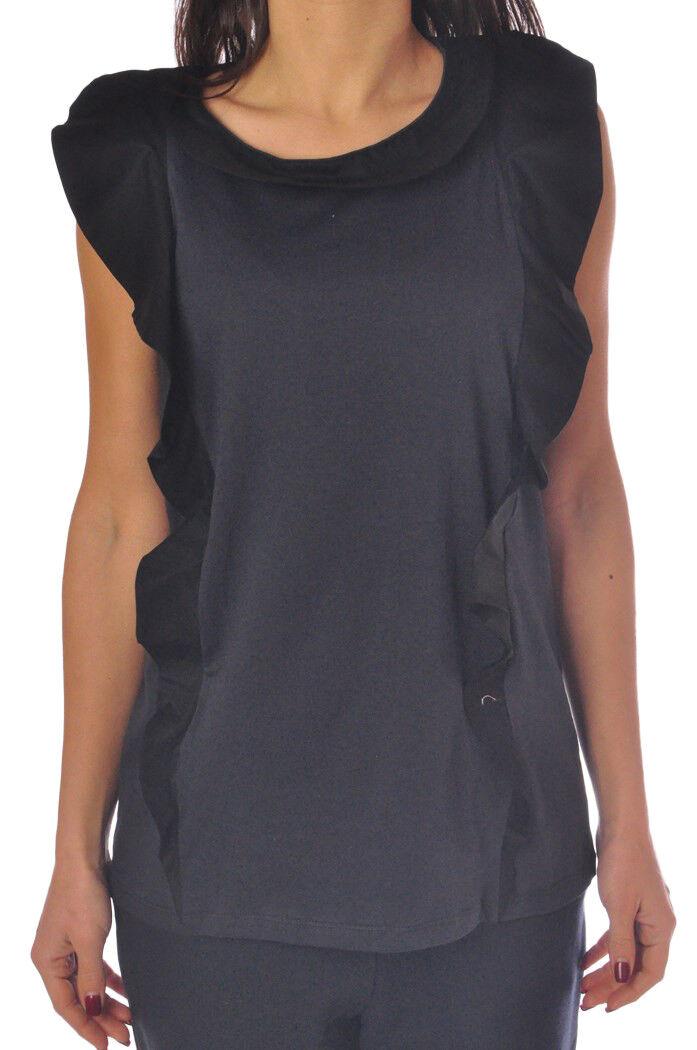 Soho - Topwear-T-shirts - woman - Blau - 814718C184219
