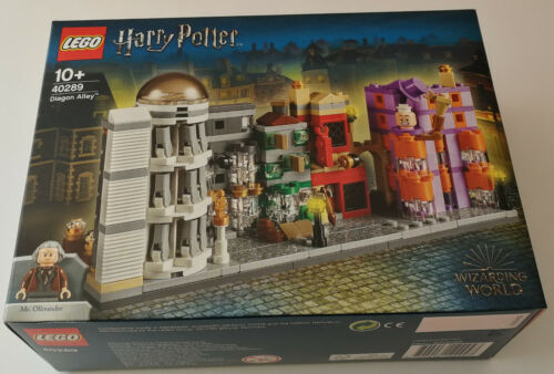 Diagon Alley Neu /& OVP new and sealed LEGO® Harry Potter 40289 Winkelgasse