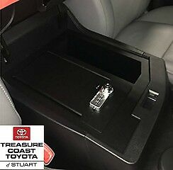 NEW OEM TOYOTA SEQUOIA 08-2021 & TUNDRA 07-2013 CENTER CONSOLE SAFE