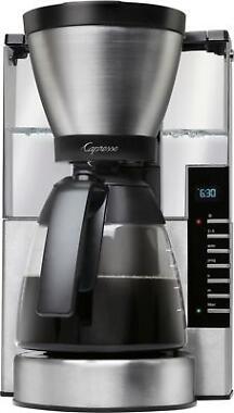 Capresso MG900 10-Cup Coffee Maker