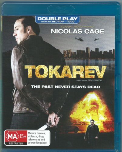 1 of 1 - Tokarev DVD (2014) Region 4