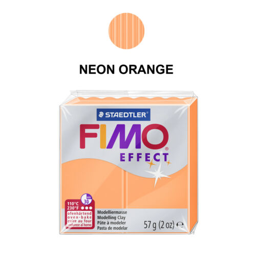 Original FIMO® Effect Ofenhärtende Modelliermasse 57g Normalblock 42 Farben