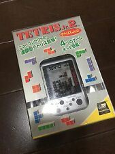 RARE Vintage Handheld Tetris Jr 2  By Hiro Gig 90S Mini Console Game