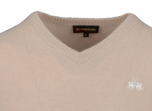 Wool Men Men L Sweater Martina Merino Cashmere Brown La Size Sweater PzSwZn5q