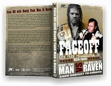 Raven & Honky Tonk Man Shoot Interview Wrestling DVD,