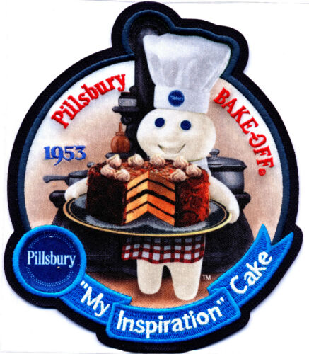 "5.5/""-9/"" Pillsbury doughboy my inspiration wall sticker glossy cut out border"