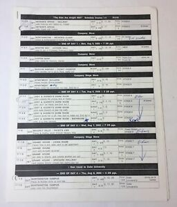DAWSON-039-S-CREEK-set-used-shooting-schedule-Season-6-Episode-1