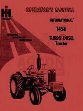 Farmall International 1456 Diesel Operators Manual Ih