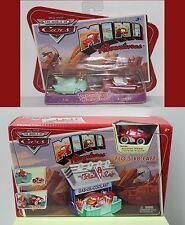 FLO'S V8 CAFE & RAMONE Disney Pixar Cars Mini Adventures Parade of Classics NEW