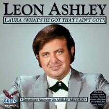 Leon Ashley - Laura [New CD]