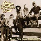 Manley Field House,Syracuse,Ny von Allman Brothers Band (2015)