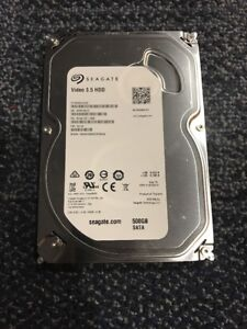 Details about SEAGATE PIPELINE HDD ST3500312CS 500GB SATA HARD DRIVE  P/N:9GW132-505 F/W:SC13
