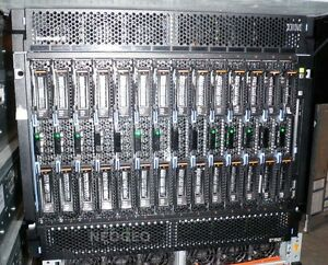 IBM-Bladecenter-H-14x-HS22-Blade-Servers-2x-Quad-Core-Xeon-2-93GHz-48GB-2x146GB
