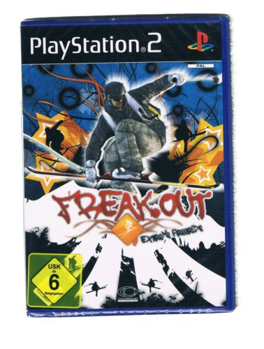 1 von 1 - Freak Out Extreme Freeride PS2 PlayStation 2 Neu Neuware