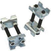 Pair Mini Coil Spring Compressor Adjustable Auto Tool Automotive Suspension on Sale