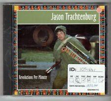 (GX832) Jason Trachtenburg, Revolutions Per Minute - 2000 CD