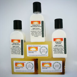 Details about Eczema Psoriasis Itchy Skin Scalp Natural Organic Remedies -  Cream Soap Shampoo