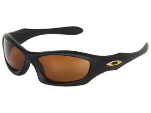 Oakley-Monster-Dog-Sunglasses-42-267-Matte-Black-Dark-Bronze