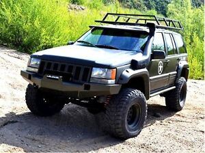 High Quality Image Is Loading JEEP GRAND CHEROKEE ZJ 93 98 FRONT STEEL