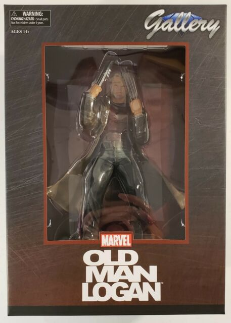 Diamond Select Toys and Collectibles Gallery Old Man Logan figure 2017 MIB Deal!