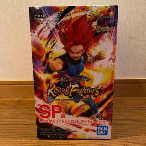 Dragon Ball Ichiban kuji 2020 SP prize Super Saiyan God SHALLOT SSG Legends