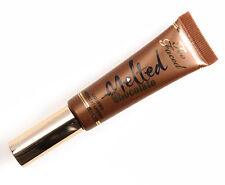 Too Faced Melted Chocolate Liquified Metallic Lipstick in Candy Bar
