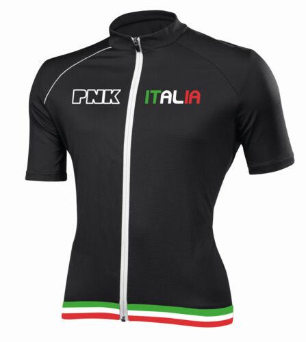 White Black BARBIERI PNK ITALIA ITALY SUMMER BIKE CYCLING CYLE JERSEY