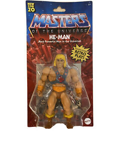 💥NEW 2020 Masters of the Universe Origins Walmart He-Man Battle Figure💥 MOTU !