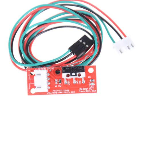 6sets Endstop Limit mechanische Endschalter Kabel für CNC 3D-Drucker RampenHV
