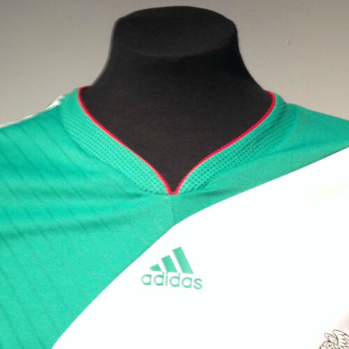 ... Mexico Football Federation Adidas Soccer Jersey National Team Kit World  Cup bad5afb4f