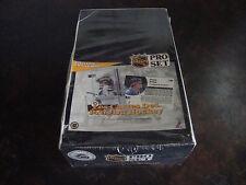 1991-92 Pro Set Hockey Box---Series-1---French---Factory Sealed---36 Packs