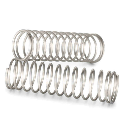 Compression Spring Wire Diameter 0.3mm A2 Stainless Steel Pressure Small Spring