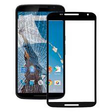 Ersatz Front Austausch Glas für Motorola Google Nexus 6 Zubehör Ersatzteil KIT