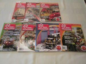 O-Gauge-Railroading-Magazine-1-Full-Year-2009-7-ISSUES