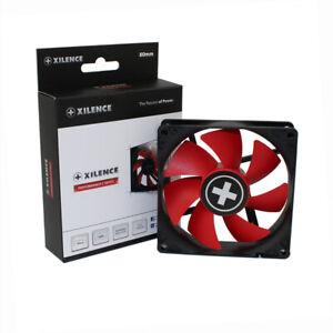 XILENCE Performance C case fan 80 mm, PWM / XF040