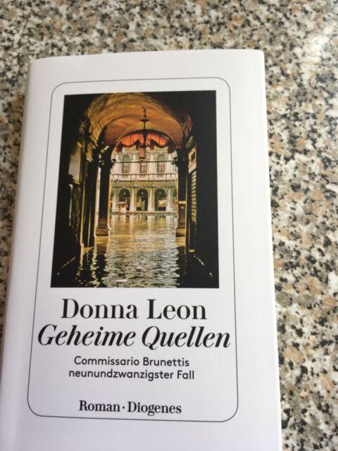 Donna Leon Geheime Quellen