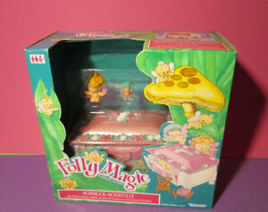 Folly Magic Set Neu ♥ Kenner Souvenirs Cozy Fairy Winkles Ovp