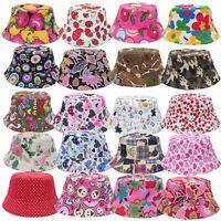 Girls Kids Baby Summer Toddler Hat