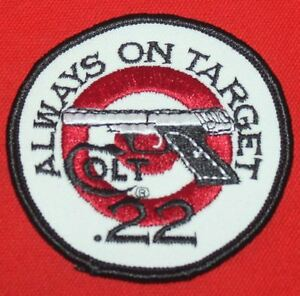 COLT-FIREARMS-FACTORY-Always-on-Target-Colt-22-1995