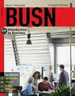 Busn: Foundations and Connections: Volume 1 by Marcella Kelly, Chuck Williams (Mixed media product, 2015)