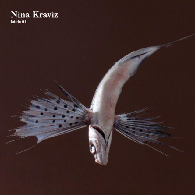NINA KRAVIZ - FABRIC 91   CD NEW!
