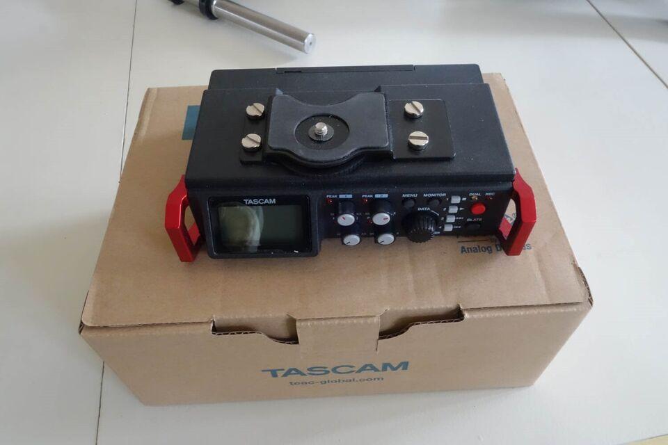 Optager, Tascam, DR-701D