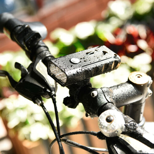 Cycling Bike MTB Bicycle Back Rear Tail Night Light Lamp Safe Flashlight Warning