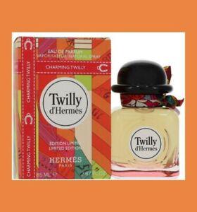 Hermes Paris - Twilly D'Hermes - Charming Twilly - Eau De Parfum - 2.87 fl oz