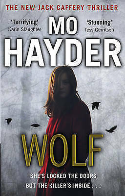 1 of 1 - Wolf by Mo Hayder...LIKE NEW