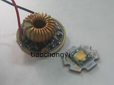 30W SST-90 Warm White PhlatLight Led Light Lamp 20mm + DC3V~18V 7A LED Driver
