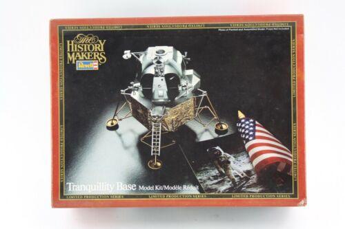 Revell History Makers 8604 Tranquility Base model kit 1:48 1//48 NEU NOS OVP